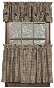 Kitchen Valances And Tiers by Amazon Com Ihf Home Decor 36