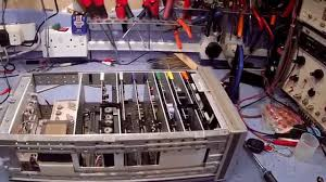 Hp 4261a Lcr And Exploding Capacitors Youtube