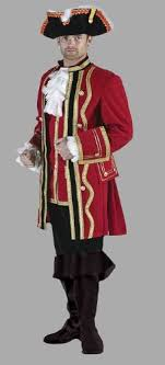 costume for captain hook costume