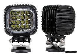 led driving lights automotive 4x4 square cree led driving lights ip67 48w epistar jeep driving