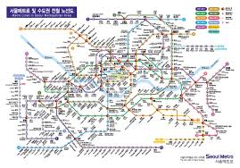 Seoul Map Walk With Me What You Should Know For Travelling In Seoul