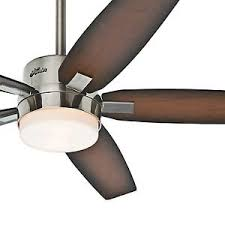 Nickel Ceiling Fan With Light 54 Contemporary Brushed Nickel Ceiling Fan Light Kit