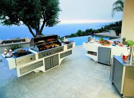 prefab outdoor kitchen grill islands custom semi custom outdoor kitchens galaxy outdoor