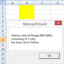 excel vba message and input boxes in excel msgbox function