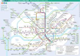 Germany Rail Map by U Bahn Frankfurt Metro Map Germany