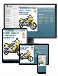 chinese taiwanese u0026 korean 125cc motorcycles haynes online manual