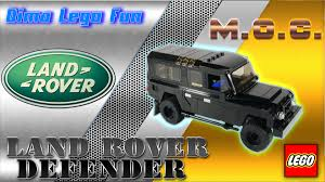 lego moc 0580 land rover defender 110 technic 2012 rebrickable