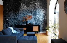 Wallpapers Interior Design A New Way To Get One Of A Kind Wallpaper Wsj