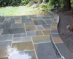 Cutting Patio Pavers Natural Stone And Concrete Paver Walkways Rssy