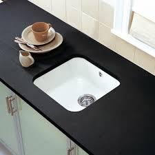 Undermount Porcelain Kitchen Sinks by Ceramic Undermount Kitchen Sink