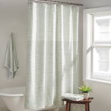 Luxury Shower Curtain White Cotton Buy Luxury Shower Curtain From Bed Bath U0026 Beyond