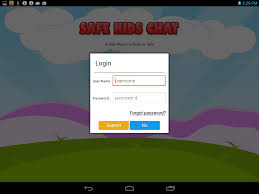 safe kids chat android apps on google play