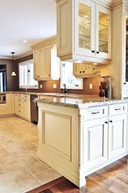 white kitchen cabinets with tile floor 21 kitchens with tile floors that will inspire you curated