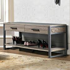 hallway shoe storage bench tree bench with shoe storage entryway