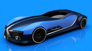bugatti concept an eye candy render of the bugatti 57 t concept
