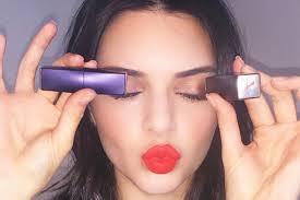 kendall s restless lipstick shade for estee lauder