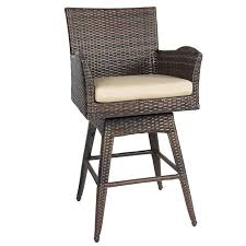 Bar Height Swivel Patio Chairs Bar Height Patio Set With Swivel Chairs Amazing Furniture Sets