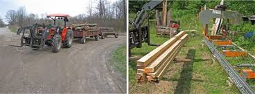 Log Saw Bench From A Log To A Bench Portable Sawmills U0026 Forestry Equipment