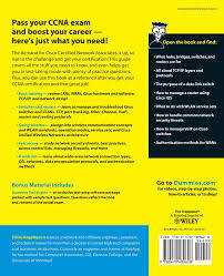 ccna certification all in one for dummies amazon co uk angelescu