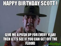 Cupcake Memes - happy birthday cupcake meme sergeant hartmann 59315 memeshappen