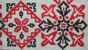 beginner basic cross stitch tutorial fashioned families