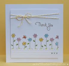 27 best thank you cards images on pinterest thank you cards