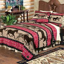 Cowboy Bed Sets Western Cowboy Bedding Comforter Sets Western Quilts Bedding
