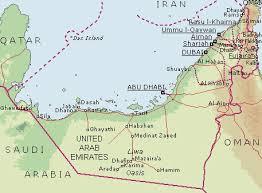map of abu dabi map of abu dhabi and dubai major tourist attractions maps