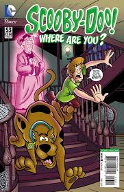 Scooby Doo Fime - scooby doo where are you vol 1 53 dc database fandom powered