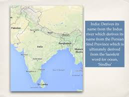 World Map Names Of Countries by What U0027s In A Country Name Probably Sanskrit Sanskrit