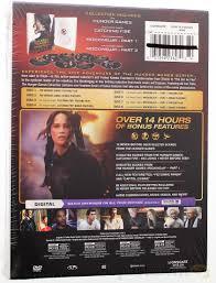 The Hunger Games Collection Dvd Digital Copy Walmart Com