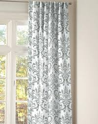 White Grey Curtains Grey And White Kitchen Curtains Snaphaven