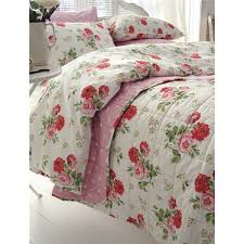 Cath Kidston Single Duvet Cover Cath Kidston Antique Rose Bouquet Duvet Cover White Clearance