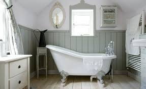 panelled bathroom ideas wall panelling design ideas period living