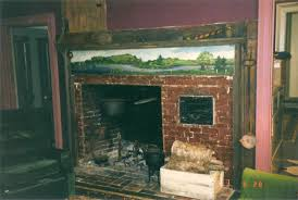 Count Rumford Fireplace Milton Nova Scotia Photos