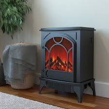 Electric Space Heater Fireplace by Aries Electric Fireplace Free Standing Portable Space Heater Stove