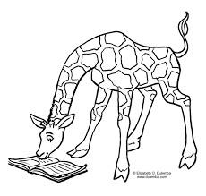 inspiring giraffe coloring sheet cool 9416 unknown
