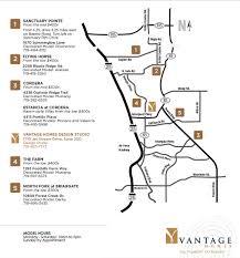 Colorado Springs Co Map by New Home Communities In Colorado Springs Vantage Homes