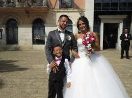 matin mariage photos les mariés du week end dans le var var matin