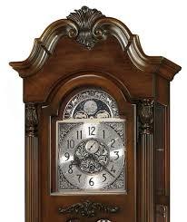 Barwick Clocks 2573 Ridgeway Cable Driven Cherry Traditional Grandfather Clock