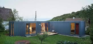 small modern home containerlove a small modern house lhvh architekten small house