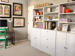 organized home 5 quick tips for home office organization hgtv