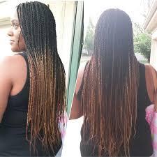 ombre kanekalon braiding hair 1pc only two tone ombre kanekalon braiding hair 24inch 100g pc