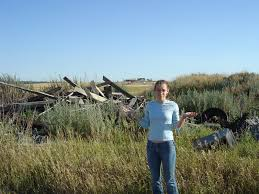 South Dakota landscapes images South dakota prairie preservation in pink jpg