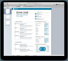 Free Creative Resume Templates Free Creative Resume Templates For Mac Resume Template And