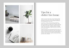 design a magazine like kinfolk u2013 free template