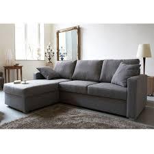 canap d angle gris pas cher canapé angle gris convertible royal sofa idée de canapé et