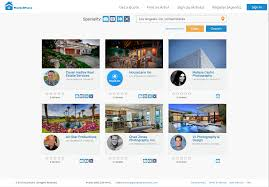 house lens houselens unveils real estate photography marketplace for agents
