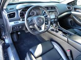 nissan maxima 2016 interior review nissan found sweet spot with 2016 maxima u2013 aaron on autos