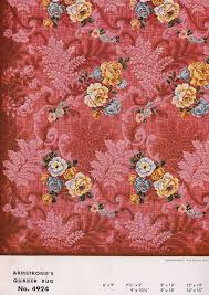 31 linoleum rugs from armstrong 1954 retro renovation vintage